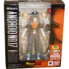 Androide Nº17 Dbz - S.H.Figuarts
