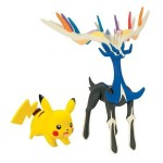 Pokemon - Pikachu VS Xerneas