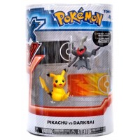 Pokemon - Pikachu VS Darkrai