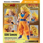 Son Goku SSJ3 Dimension Of Dragon