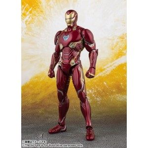 Iron Man Mark 50 S.H Figuarts Bandai