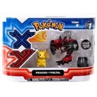 Pokemon - Pikachu VS Yveltal