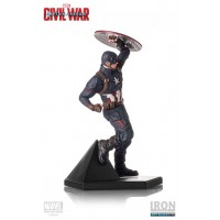 Captain America Civil War Art Scale 1/10