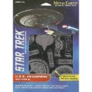 Star Trek USS Enterprice 1701 D - Metal Earth