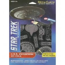Star Trek USS Enterprice 1701 D - Metal Earth