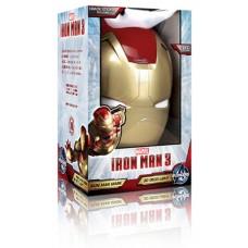 Luminária 3D Máscara do Homem de Ferro