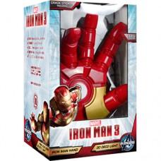 Luminária 3D Mão do Homem de Ferro