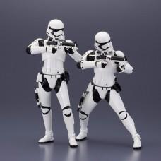 Star Wars First Order Stormtrooper (pack) - ArtFX Statue