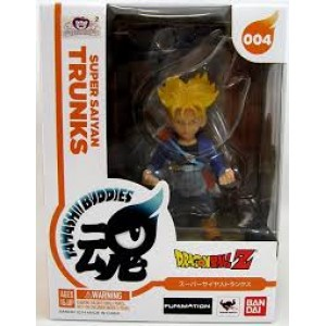 SSaiyan Trunks - TAMASHII BUDDIES