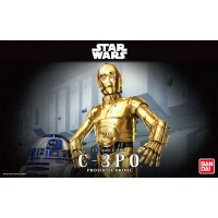 C-3PO 1/12 Model Kit BANDAI
