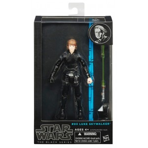 Luke Skywalker Black Series 03