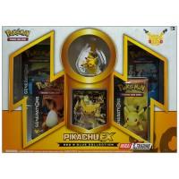Box Pokemon Gerações Coleção Red & Blue Pikachu