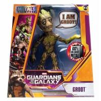 Groot Guardiões da Galáxia Metal Diecast