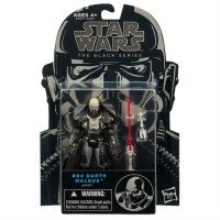 Darth Malgus The Black Series Mini