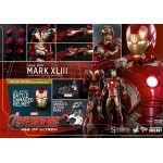 Iron Man Mark XLIII Die Cast - Era de Ultron 1/6
