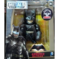 Armored Batman Metal Diecast BvS