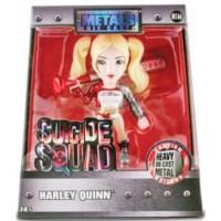 Harley Quinn Metal Diecast