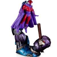 Magneto Vs Sentinela Diorama 1/6 - Iron Studios