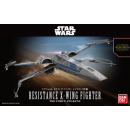X-Wing Resistence Fighter Model Kit BANDAI