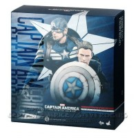 Captain America and Steve Rogers - 1/6 Figure