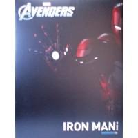 Iron Man Mark VII 1/6 Battle Scene Diorama - The Avengers