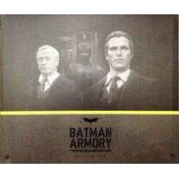 Batman Armory with Bruce Wayne & Alfred
