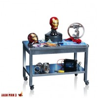 Iron Man 3: Workshop Accessories - Hot Toys