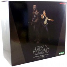 Han Solo & Chewbacca Two-Pack  Star Wars