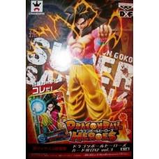 Goku SSJ4 DXF DX Figure vol.3