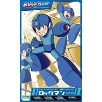 Mega Man - Plastic Model Kit