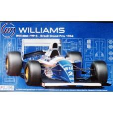 Williams FW 16 - 1994  Ayrton Senna