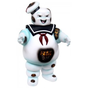 Ghostbuster Burnt Stay Puft Marshmallow Cofre