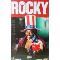 Rocky Balboa - Apollo Creed
