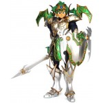 Dragon Quest - Lorik  Legendary Armor Returns