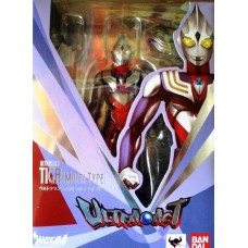 Ultraman Tiga - Ultra-Act