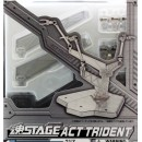 Display -   Tamashii Stage Act Trident (Clear)
