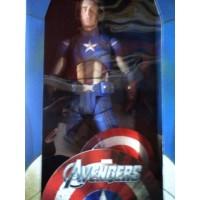 The Avengers: Capitão America 1/4 - NECA