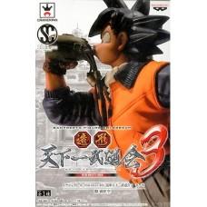 Son Goku Colosseum Big Sculture