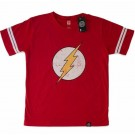Camiseta The Flash Dc Comics