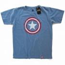 Camiseta Capitão América Escudo Marvel