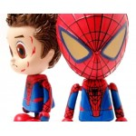 Cosbaby - Pack Peter Parker & Spiderman