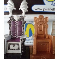 Pack tronos - Poseidon & Hades em Resina