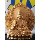 Buda em Gesso