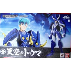 Armor Plus Samurai Troopers Tommy do Céu (Touma)