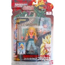 Gotenks SSJ3 - Hybrid Action - Bandai