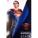 Man of Steel Superman Statue