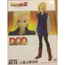 Android 18 Dragon Ball Z Dimension of Dragon - Megahouse