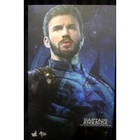 Capitão América - Avengers Iinfinity War MMS480