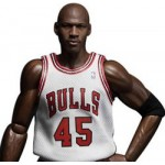 Michael Jordan 45 - Camisa Branca Limitado