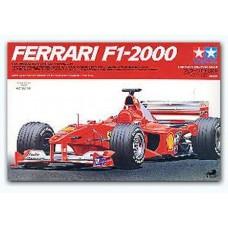 Ferrari F1-2000 Escala 1/20